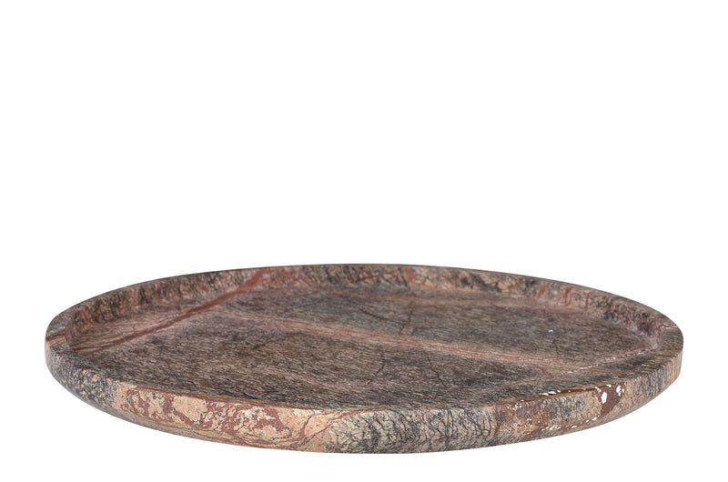 Green Forest Stone Plate - Small & Medium