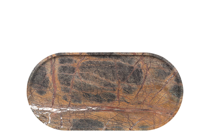 Green Forest Stone Tray - Small & Medium