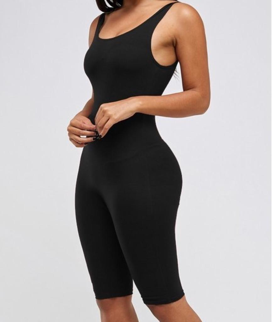 Bermuda Bodysuit - 2one2 Apparel