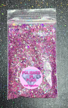 Load image into Gallery viewer, Pink Pixie Dust - Polished In Posh