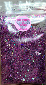 Pink Pixie Dust - Polished In Posh