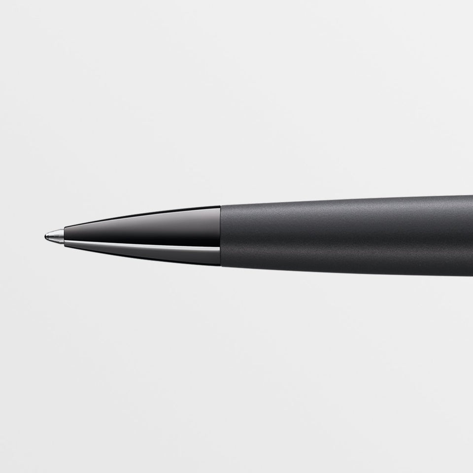 LAMY studio Lx all black Kugelschreiber