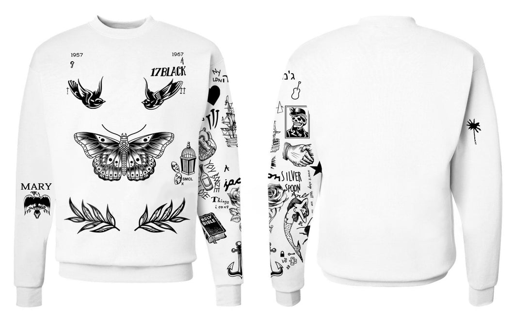 Styles Tattoo Sweatshirt