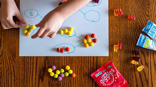3 Ways to Making School Easier with Candy