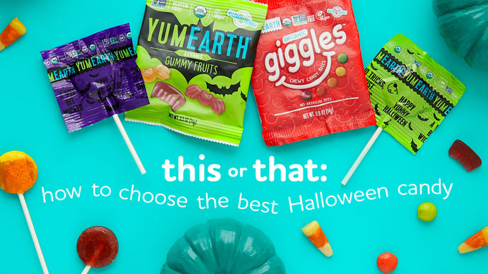 This or That: How to choose the best Halloween candy
