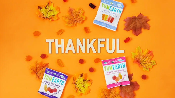 It's time to give #SweetThanks