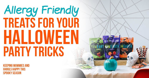 Allergy-Friendly Treats for Your Halloween Party Tricks-YumEarth