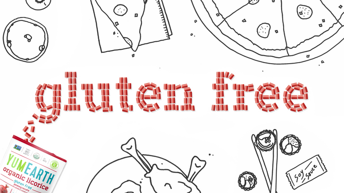 Gluten-free doesn't mean fun-free (& 6 GF foods that prove it!)