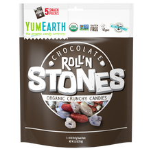 Load image into Gallery viewer, YumEarth-organic roll'n stones-front of package