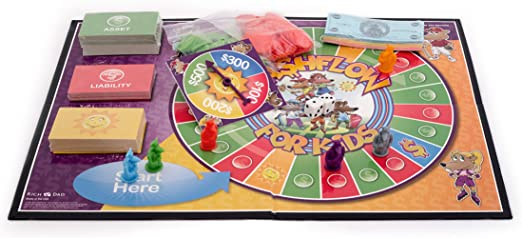 CASHFLOW for Kids Board Game