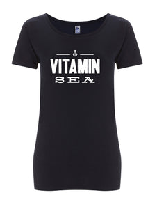 Vitamin Sea dames t-shirt