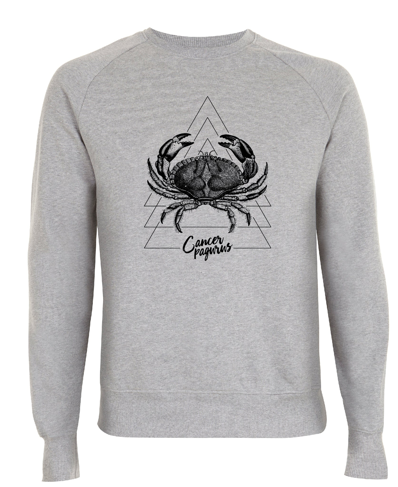 Cancer pagurus sweater