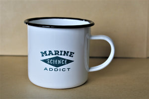 Koffiemok Marine Science Addict