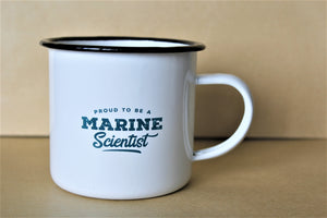 Koffiemok Proud to be a Marine Scientist