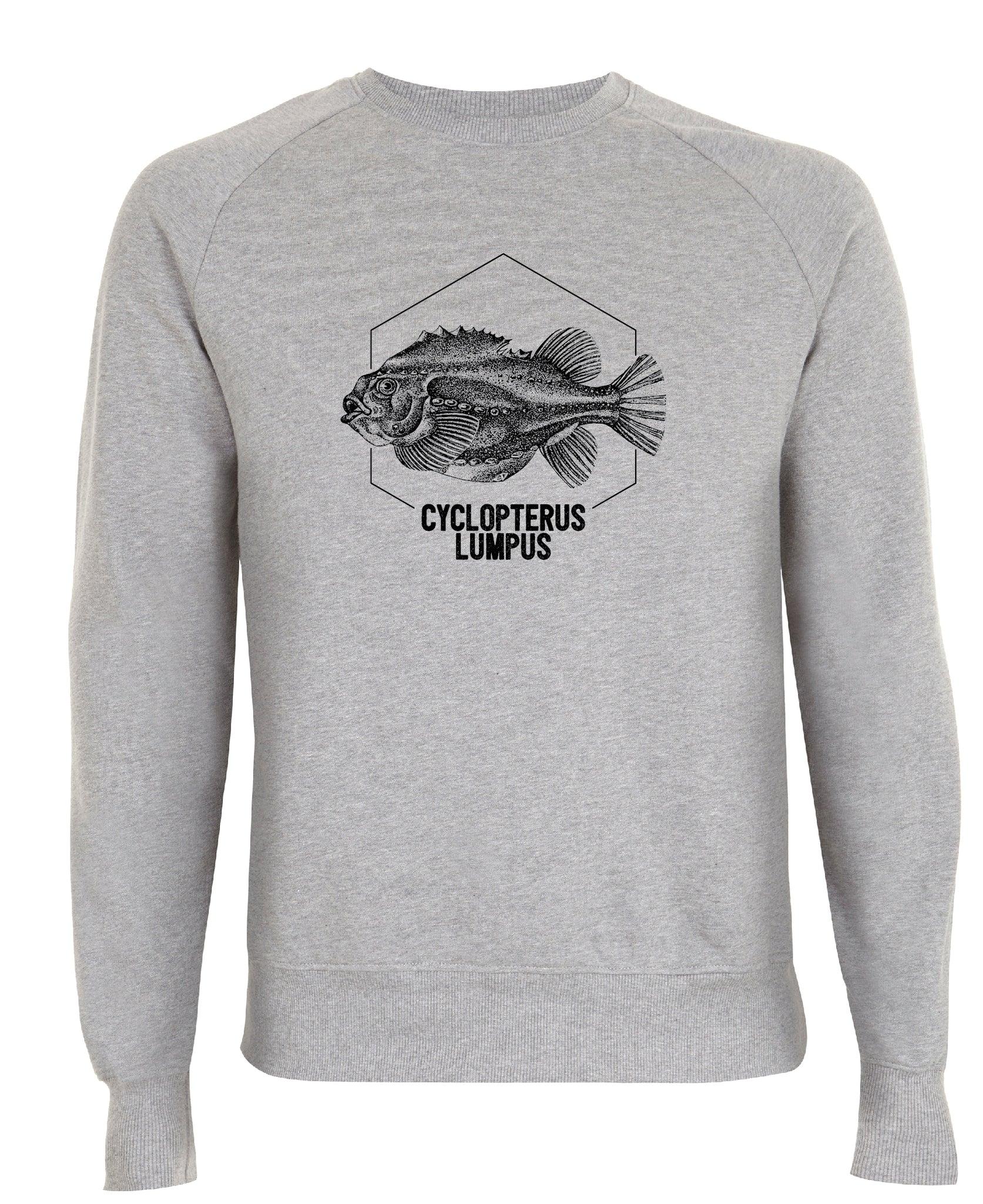 Cyclopterus lumpus sweater