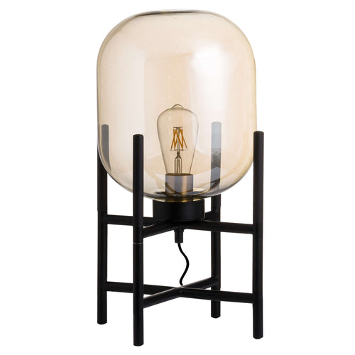 Black industrial lamp home lighting statement lamp living room lamp