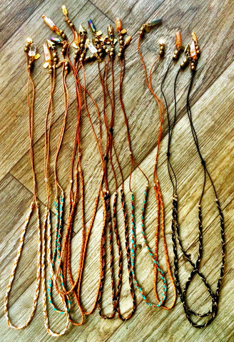 Headband/Hatband/Necklace