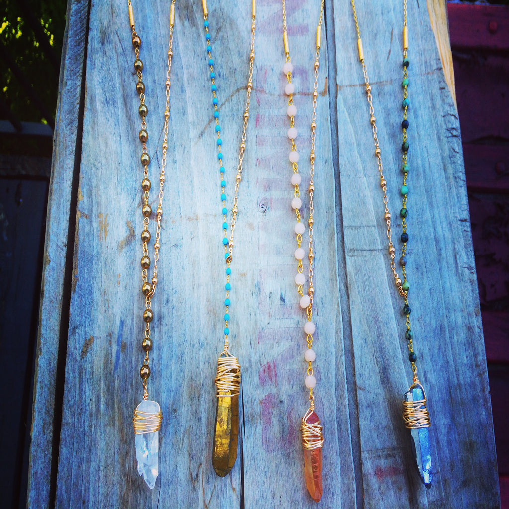 Mixed Media Rosaries