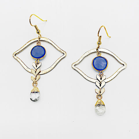 Nattie Earrings - drop