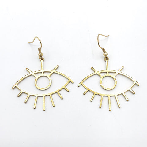 Bright Eyes Earrings