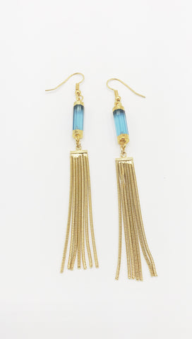 Gem Bar Dasha Earring