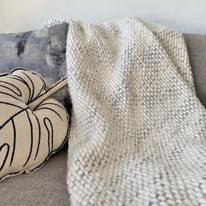Oscar Chunky Knit Throw