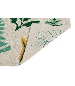 Lorena Canals Washable Rug Botanic Plants