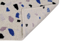 Load image into Gallery viewer, Lorena Canals Washable Rug Terrazzo Sapphire