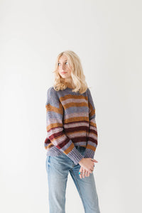 Easy Tiger Knit Sweater