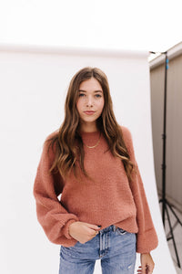 Everything Nice Knit Sweater