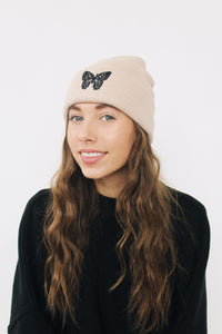 Fly Girl Knit Beanie