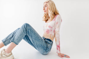Your Loss Tie Dye Bodysuit