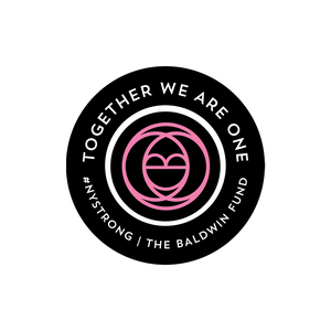 """Together We Are One"" W/ Pink Sticker"