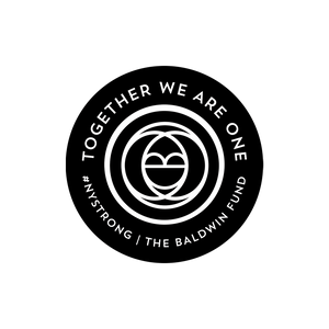 """Together We Are One"" Sticker"