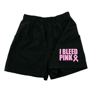 Bleed Pink Boxers