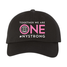 "Load image into Gallery viewer, ""Together We Are One"" W/ Pink Hat"