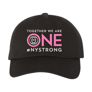 """Together We Are One"" W/ Pink Hat"