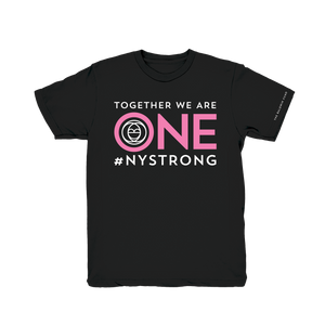 """Together We Are One"" W/ Pink Shirt"