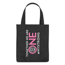 "Load image into Gallery viewer, ""Together We Are One"" W/ Pink Tote Bag"