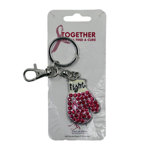 Fight Keychain