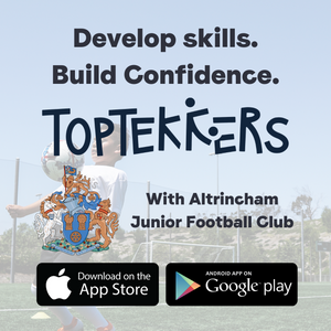 TopTekkers Altrincham Junior Football Club