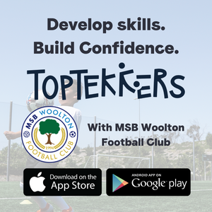 MSB Woolton TopTekkers Offer