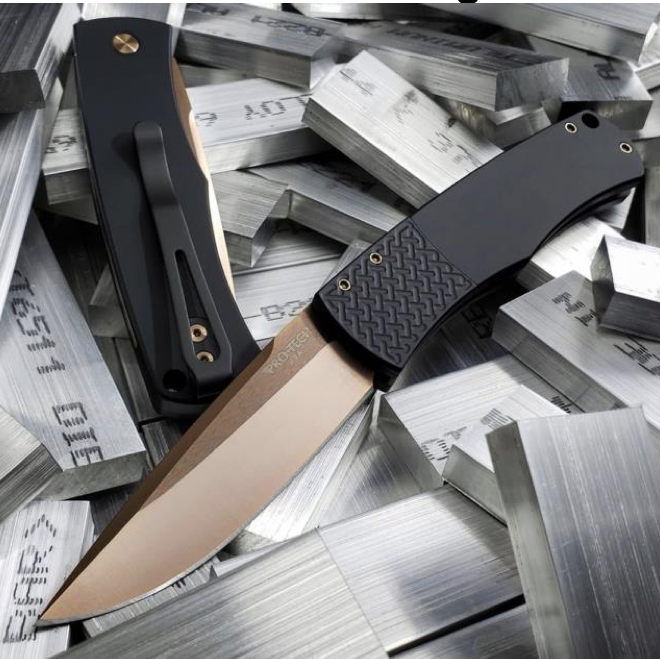 Protech Knives Mustang Tactical