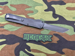 Heretic Manticore X Tanto DLC Black Handle