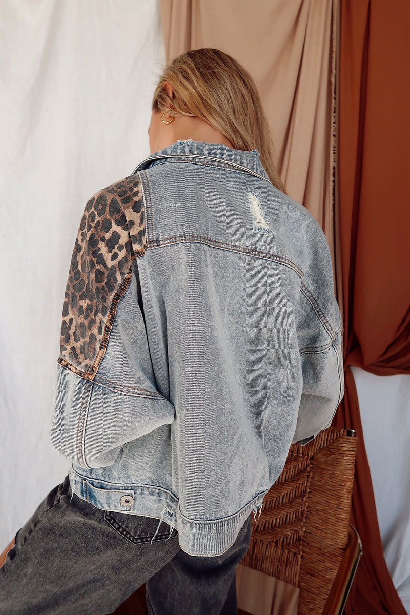 6th Street Denim Jacket