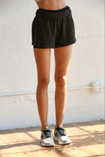 Reboot Pocketed Cotton Shorts