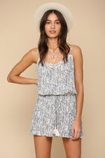 Ignition Romper - Grey