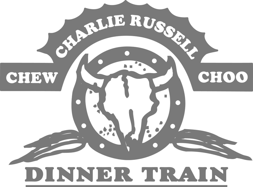 CRCC Cowboy Poetry Dinner Train Ticket Aug. 13 (Child VIP)