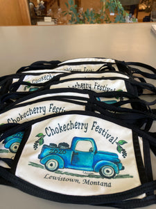 2020 Chokecherry Festival Masks