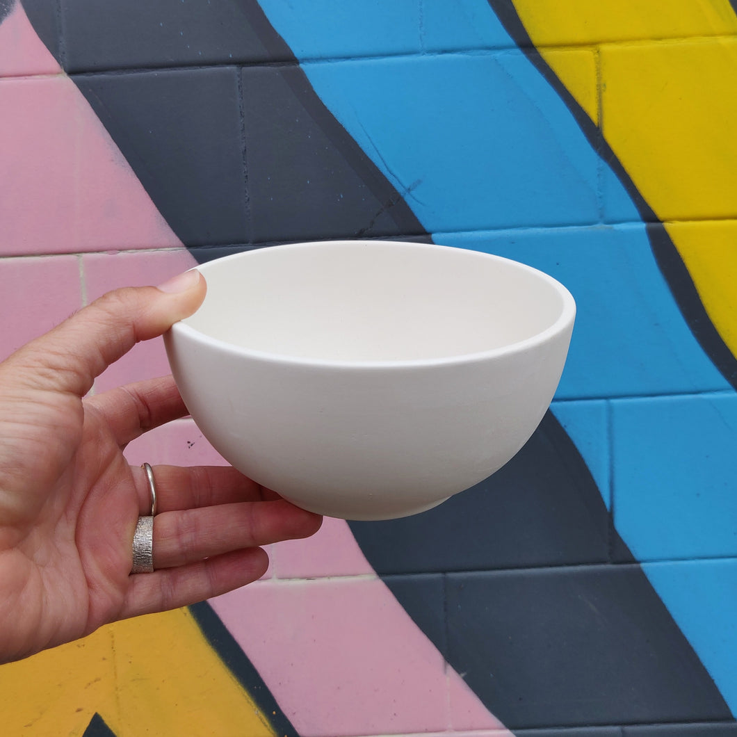 Small Rounder Bowl